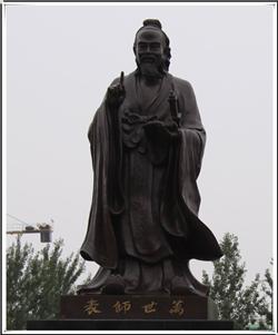 大型BB官网铜像图片